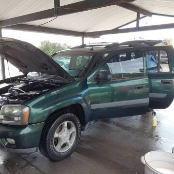 2005 Chevrolet TrailBlazer EXT for sale at Easy Credit Auto Sales in Cocoa FL