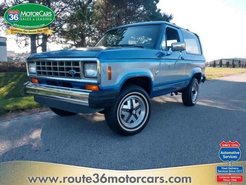 Used Ford Bronco Ii For Sale Carsforsale Com