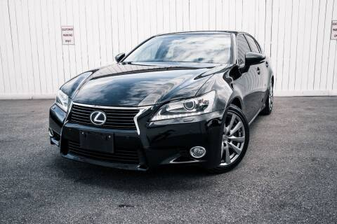 2013 Lexus GS 450h for sale at Private Club Motors in Houston TX