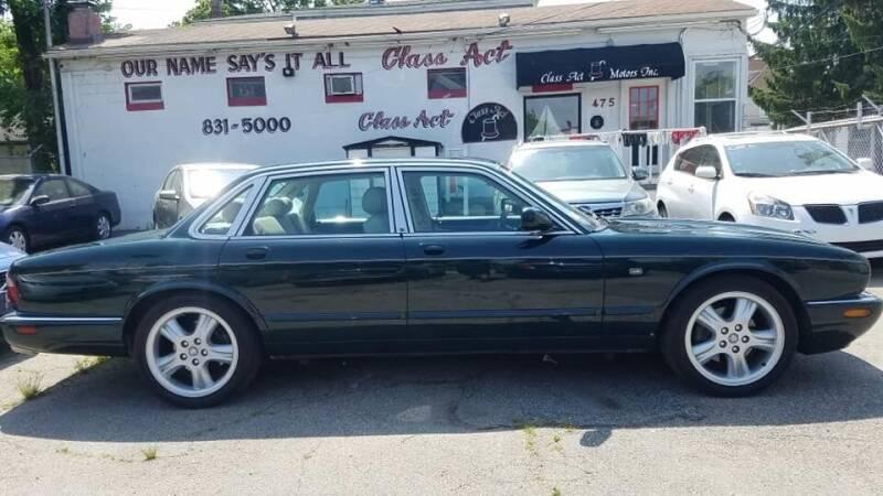 1998 Jaguar XJR for sale at Class Act Motors Inc in Providence RI