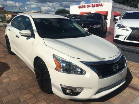 2013 Nissan Altima for sale at Cars of Tampa in Tampa FL