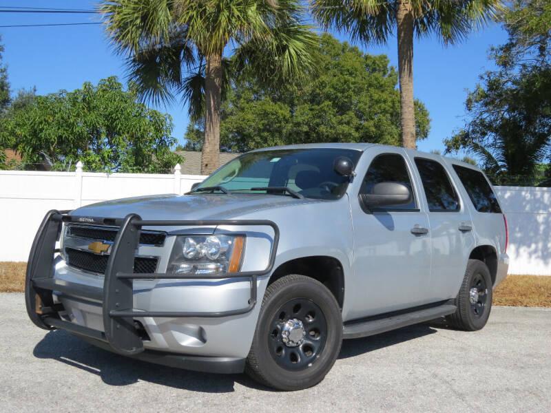 2012 Chevrolet Tahoe for sale at Copcarsonline in Largo FL