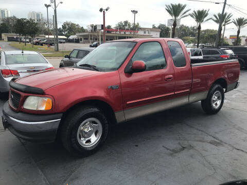 2002 Ford F-150 for sale at Riviera Auto Sales South in Daytona Beach FL