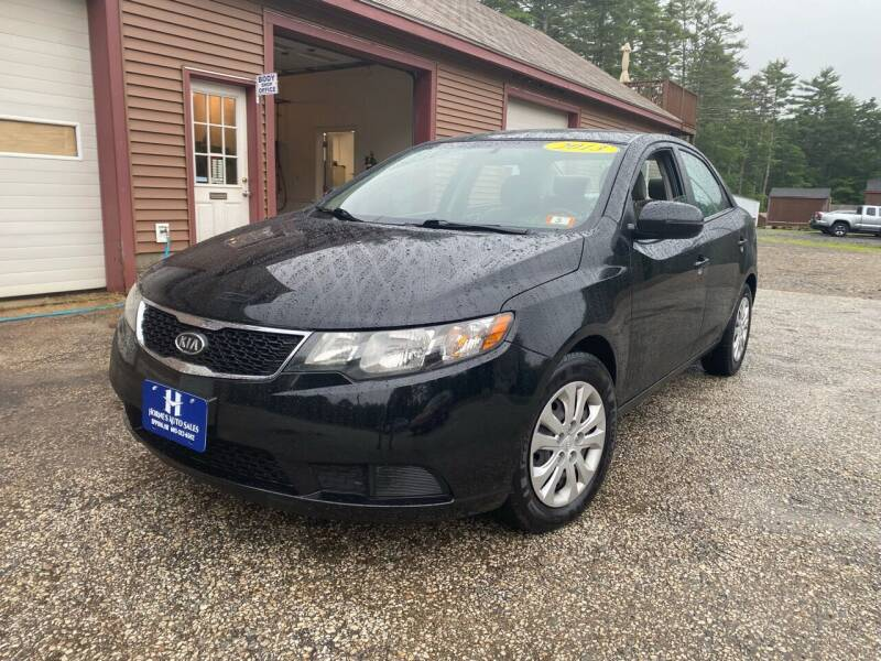 2013 Kia Forte for sale at Hornes Auto Sales LLC in Epping NH