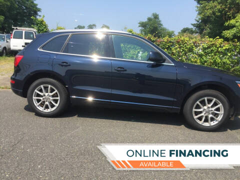 2010 Audi Q5 for sale at New Jersey Auto Wholesale Outlet in Union Beach NJ