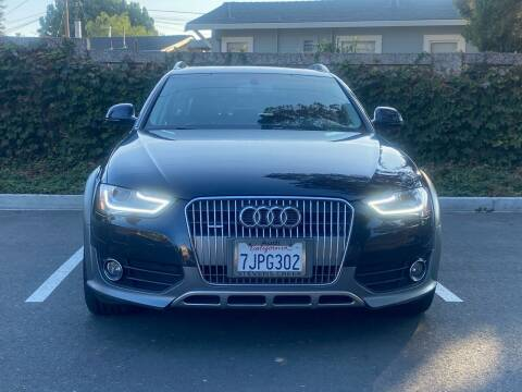 2013 Audi Allroad for sale at CARFORNIA SOLUTIONS in Hayward CA