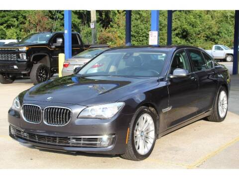2014 BMW 7 Series for sale at Inline Auto Sales in Fuquay Varina NC