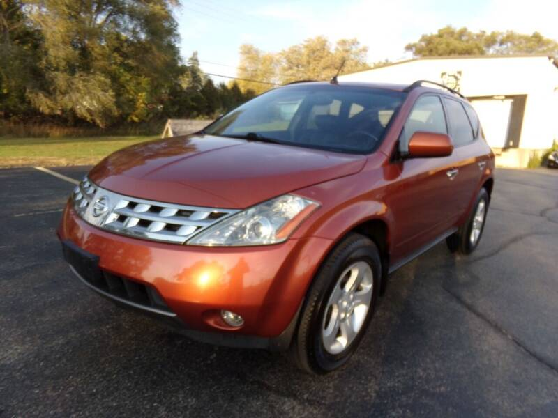 2004 Nissan Murano for sale at Rose Auto Sales & Motorsports Inc in McHenry IL