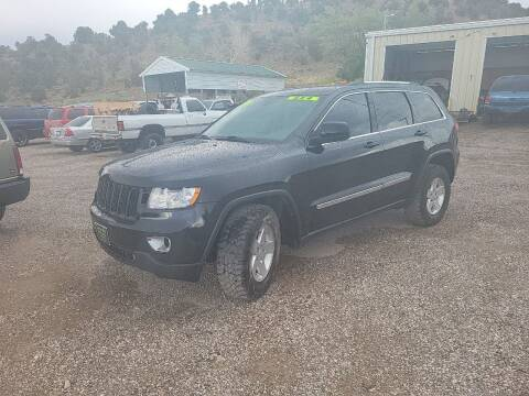 2013 Jeep Grand Cherokee for sale at Canyon View Auto Sales in Cedar City UT