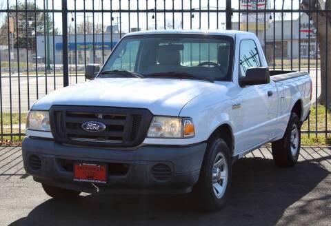 2010 Ford Ranger for sale at Avanesyan Motors in Orem UT