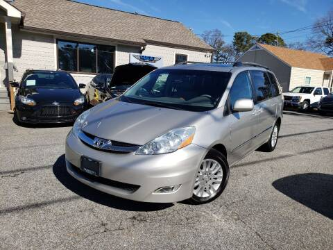 2007 Toyota Sienna for sale at M & A Motors LLC in Marietta GA