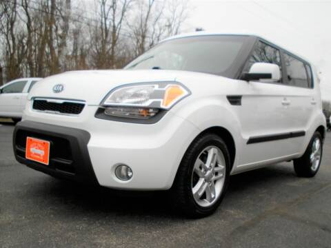 2011 Kia Soul for sale at Auto Brite Auto Sales in Perry OH