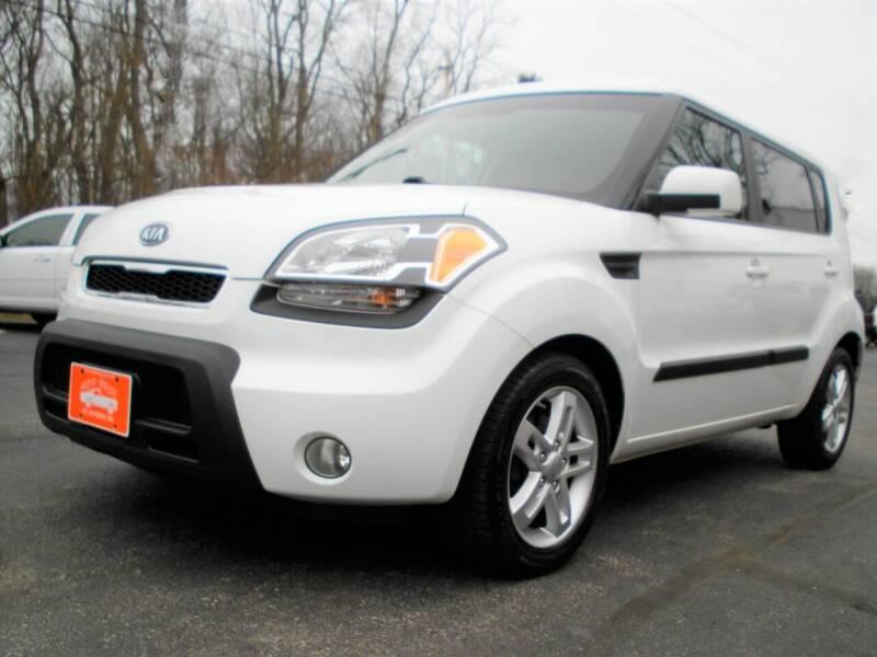 2011 Kia Soul for sale at Auto Brite Auto Sales in Perry OH