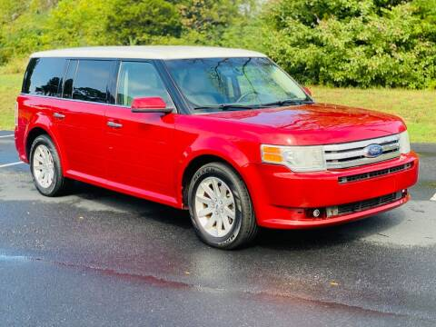 2010 Ford Flex for sale at University Auto Sales of Little Rock in Little Rock AR