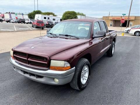 2001 Dodge Dakota for sale at Image Auto Sales in Dallas TX