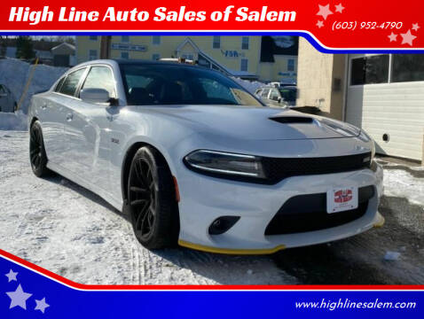 2017 Dodge Charger for sale at High Line Auto Sales of Salem in Salem NH