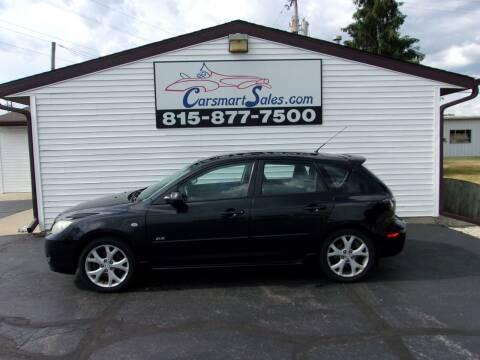 2007 Mazda MAZDA3 for sale at CARSMART SALES INC in Loves Park IL