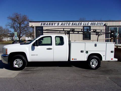 2009 Chevrolet Silverado 2500HD for sale at Swanny's Auto Sales in Newton NC