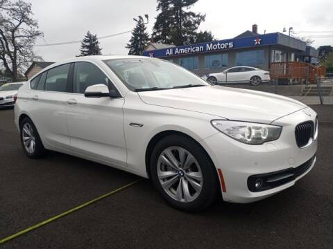2017 BMW 5 Series for sale at All American Motors in Tacoma WA