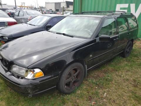 1998 Volvo V70 for sale at JMG MOTORS in Lynden WA