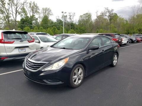 2011 Hyundai Sonata for sale at White's Honda Toyota of Lima in Lima OH