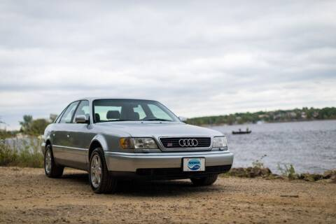 1995 Audi S6 for sale at Shores Auto in Lakeland Shores MN