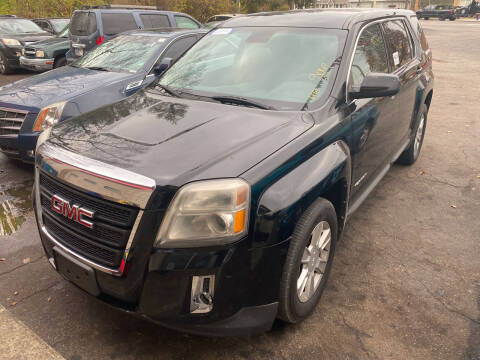 2012 GMC Terrain for sale at Right Place Auto Sales in Indianapolis IN