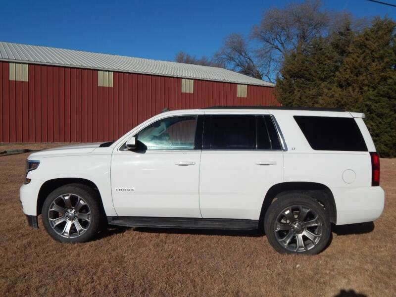 2015 Chevrolet Tahoe for sale at Wheels Unlimited in Smith Center KS