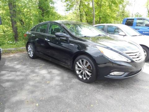 2011 Hyundai Sonata for sale at ABC AUTO LLC in Willimantic CT
