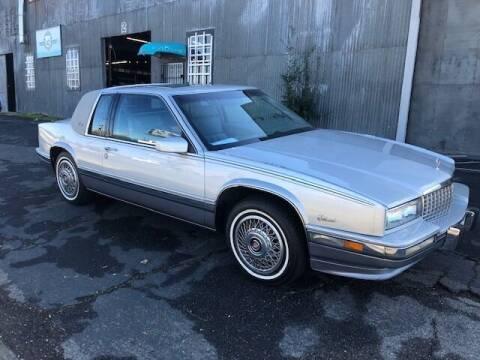 1990 Cadillac Eldorado Biarritz for sale at Route 40 Classics in Citrus Heights CA