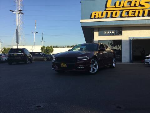 2017 Dodge Charger for sale at Lucas Auto Center in South Gate CA