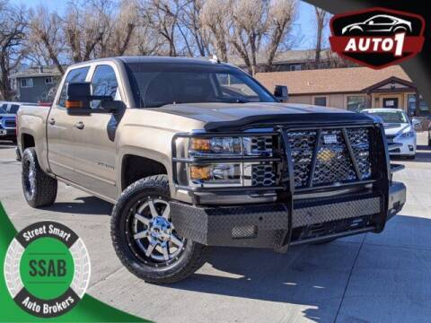 2015 Chevrolet Silverado 1500 for sale at Street Smart Auto Brokers in Colorado Springs CO