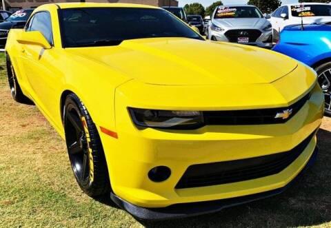 2014 Chevrolet Camaro for sale at Bryans Car Corner in Chickasha OK