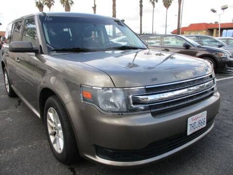 2014 Ford Flex for sale at F & A Car Sales Inc in Ontario CA
