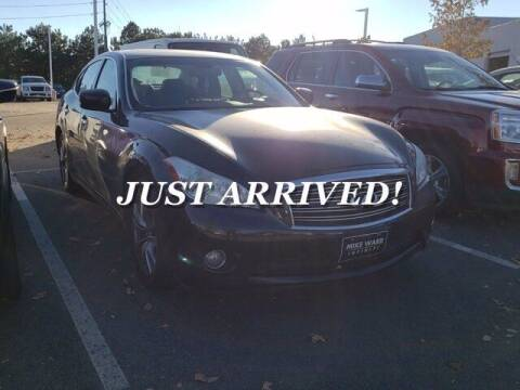 2012 Infiniti M37 for sale at EMPIRE LAKEWOOD NISSAN in Lakewood CO