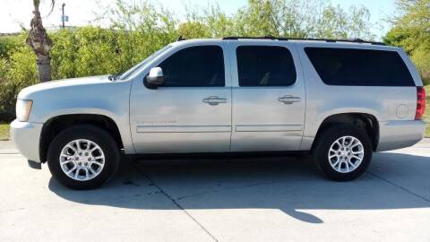 2008 Chevrolet Suburban for sale at Coastal Car Brokers LLC in Tampa FL