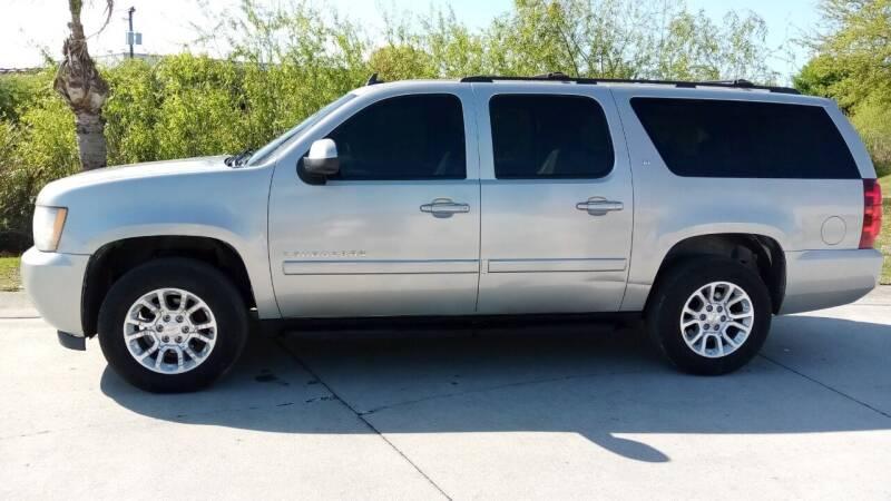 2008 Chevrolet Suburban for sale at Coastal Car Brokers LLC in Tampa FL