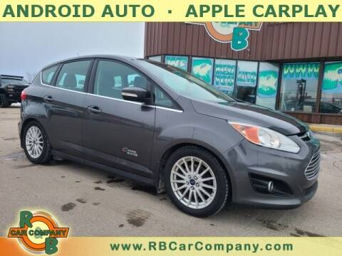 2016 Ford C-MAX Energi for sale at R & B CAR CO - R&B CAR COMPANY in Columbia City IN