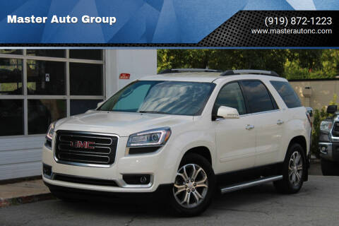2015 GMC Acadia for sale at Master Auto Group in Raleigh NC
