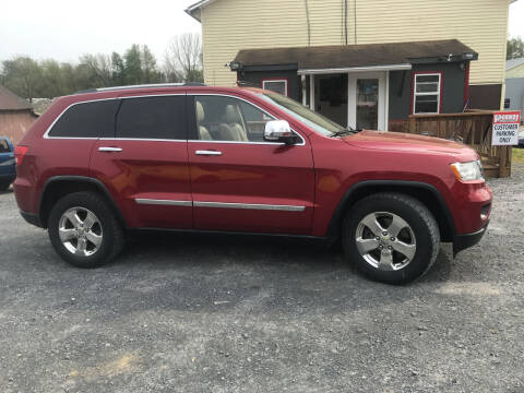 2011 Jeep Grand Cherokee for sale at PENWAY AUTOMOTIVE in Chambersburg PA