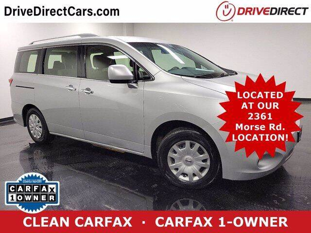 2014 Nissan Quest for sale in Columbus, OH