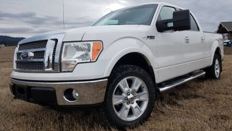 2010 Ford F-150 for sale at J.K. Thomas Motor Cars in Spokane Valley WA