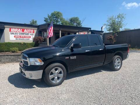 2015 RAM Ram Pickup 1500 for sale at Ibral Auto in Milford OH