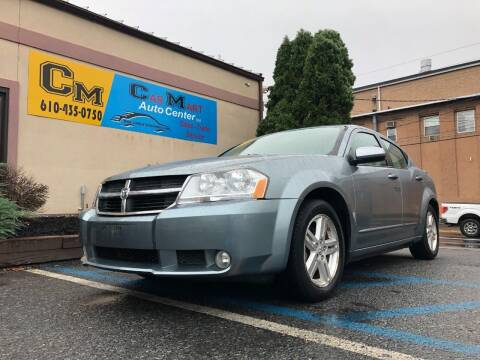 2009 Dodge Avenger for sale at Car Mart Auto Center II, LLC in Allentown PA