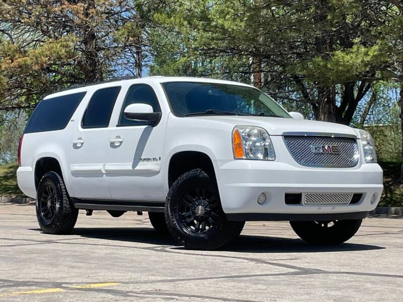 2008 GMC Yukon XL for sale at Used Cars and Trucks For Less in Millcreek UT