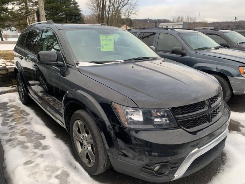 2016 Dodge Journey for sale at BURNWORTH AUTO INC in Windber PA