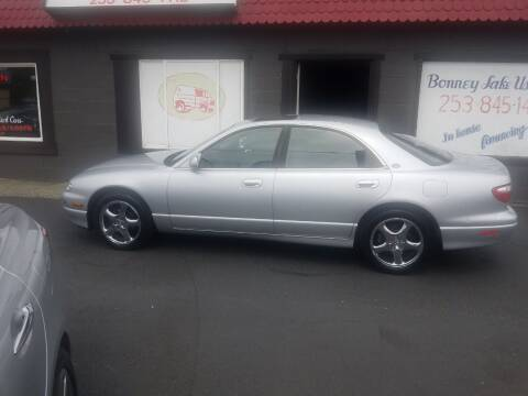 2000 Mazda Millenia for sale at Bonney Lake Used Cars in Puyallup WA