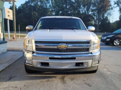 2013 Chevrolet Silverado 1500 for sale at 5 Starr Auto in Conyers GA