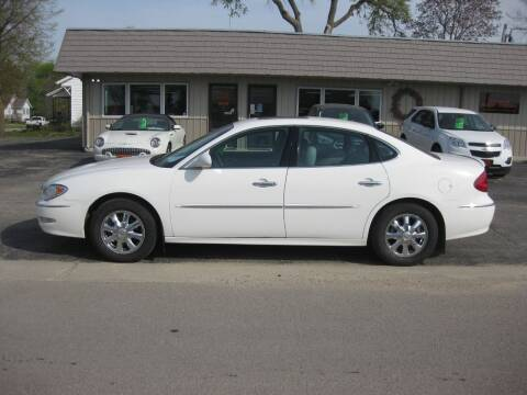 2005 Buick LaCrosse for sale at Greens Motor Company in Forreston IL