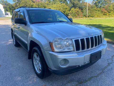 2007 Jeep Grand Cherokee for sale at 100% Auto Wholesalers in Attleboro MA